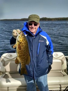 grand-pines-resort-haywardwi-smallmouth-bass