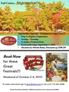 September Special and Fests 2015
