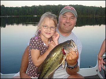 Hayward Wisconsin Fishing Guide Mike Best