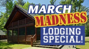 March Madness Lodging Special