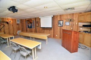 Top amenities in a Northwoods setting