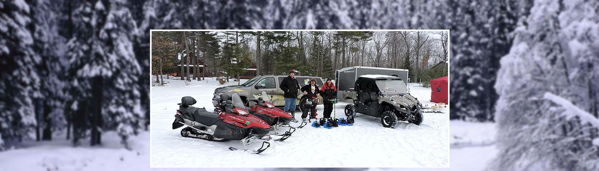 Hayward wi cabin rentals wisconsin cabin rentals cabins for Wisconsin ice fishing resorts