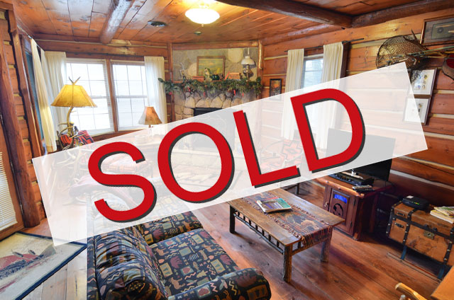 Cabin 1 Sold